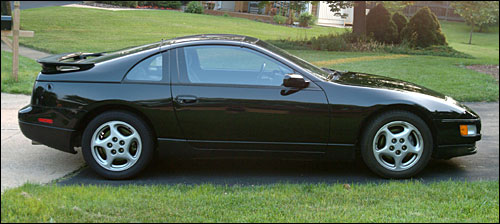 1995 300zx Twin Turbo Specs Features